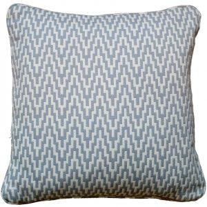 Wavy Zig Zag Pattern Cushion