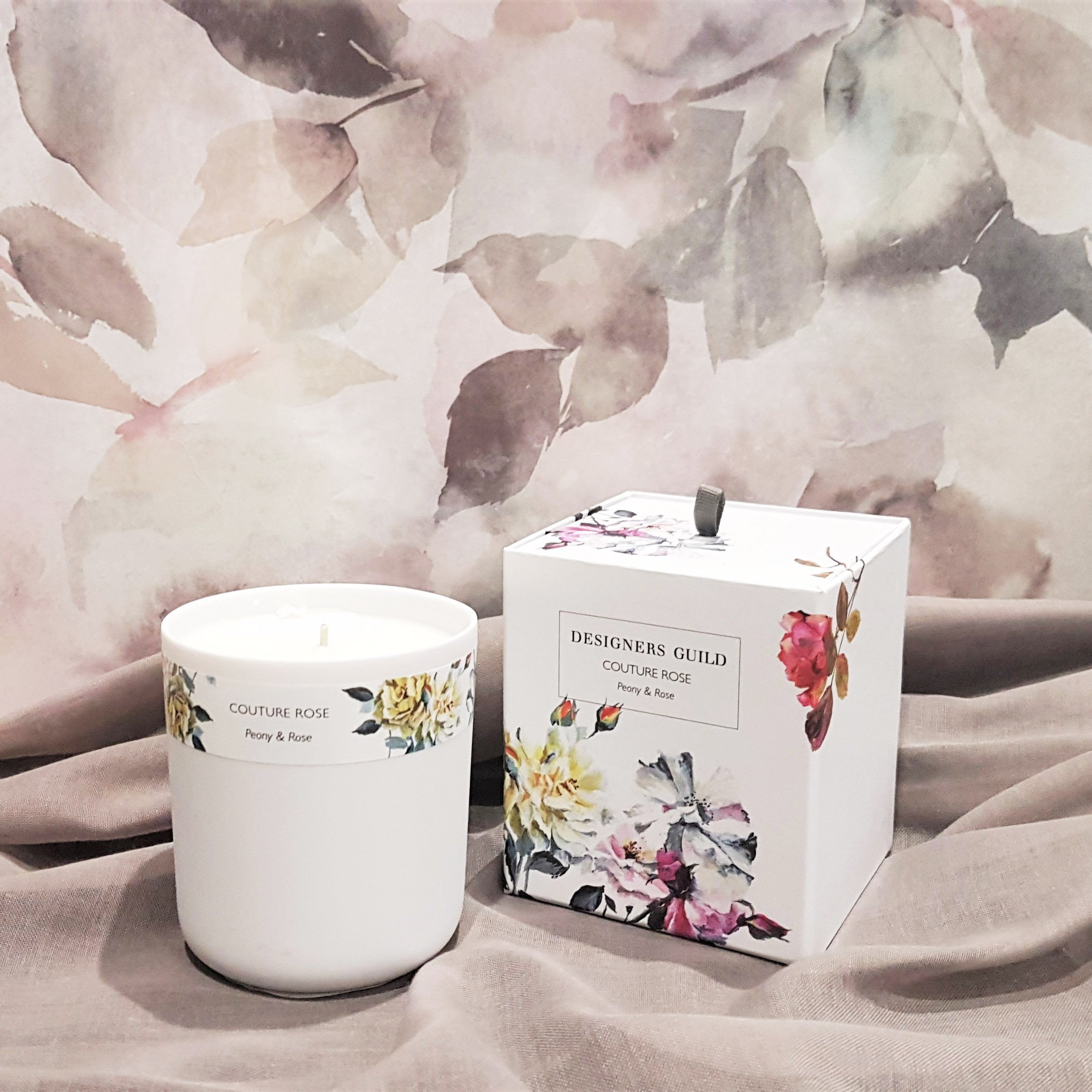 Under £100 - Designers Guild Candles - Wallpaper