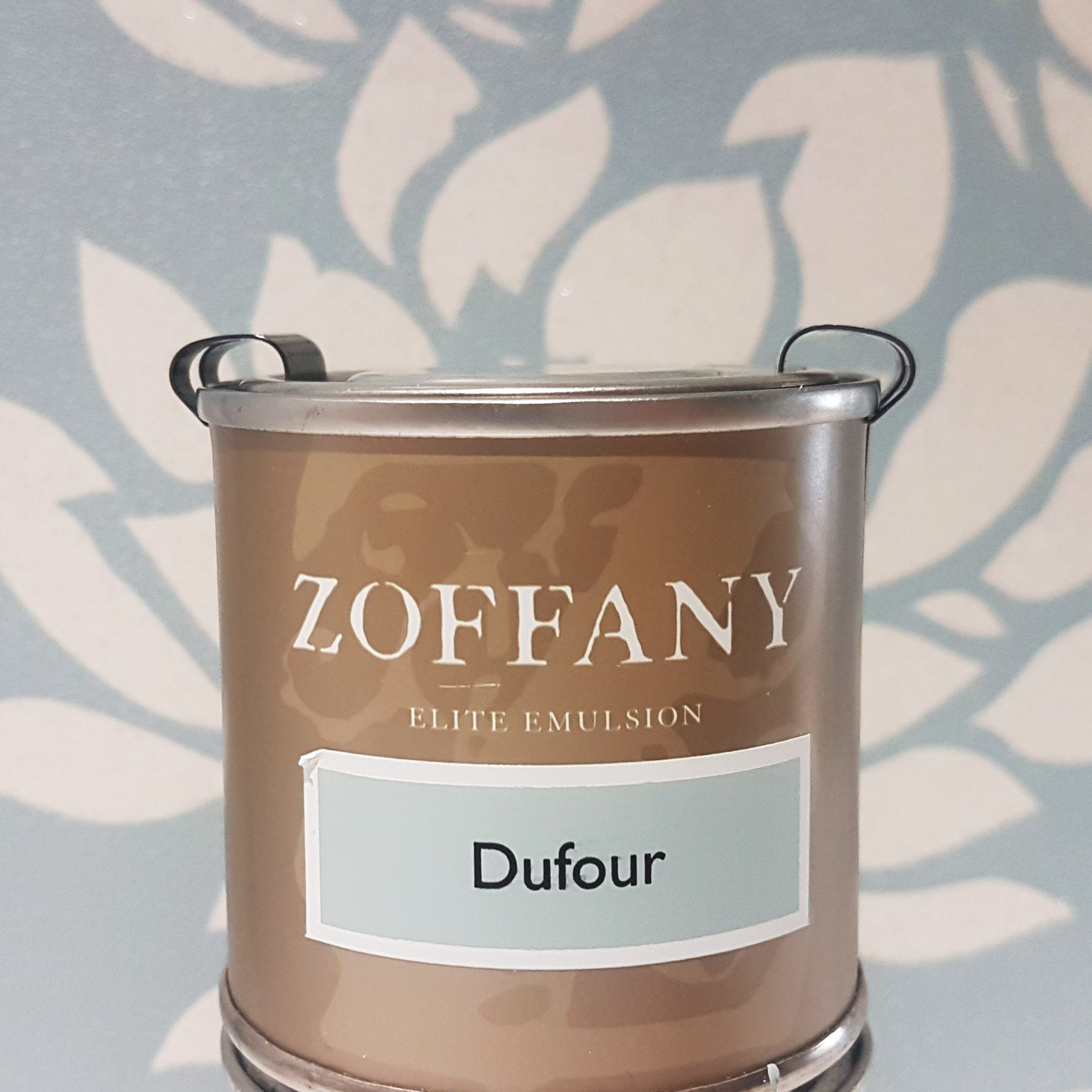 Under £100 - Zoffany Paint Dufour Wallpaper