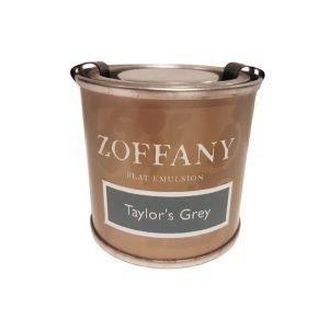 Zoffany Taylor's Grey Paint