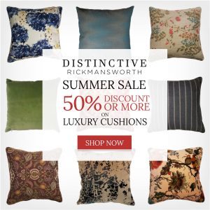 Cushion Summer Sale 08-08-19