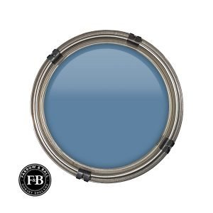 Farrow & Ball, Ultra Marine Blue No.W29, Paint, Distinctive Rickmansworth