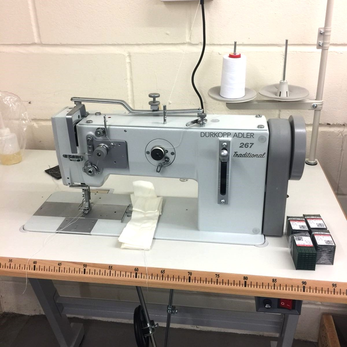 Distinctive Makers - Sewing machine